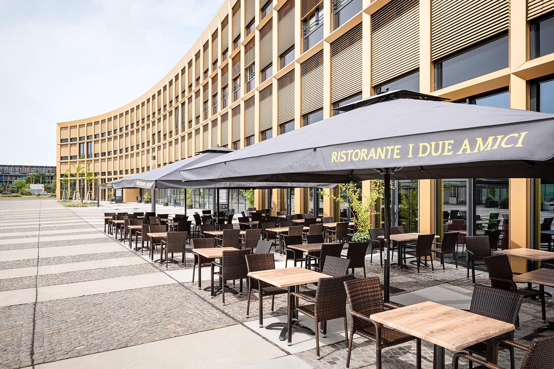 I Due Amici - Italienisches Restaurant - Berlin-Adlershof